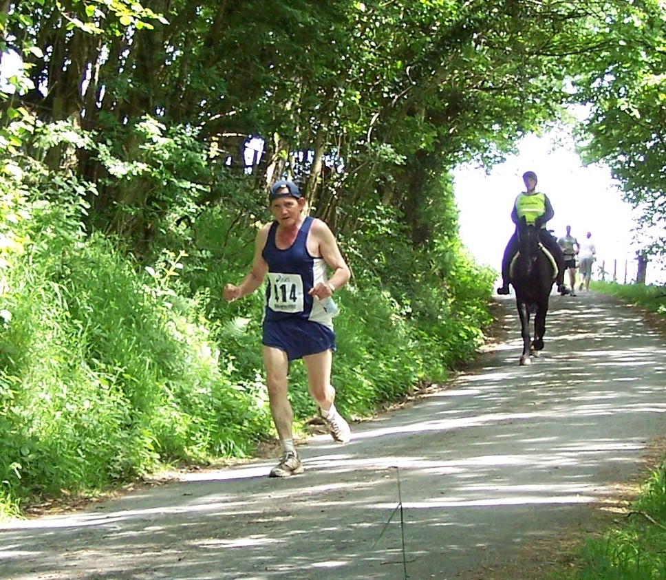 man-horse-marathon-weather-trivia